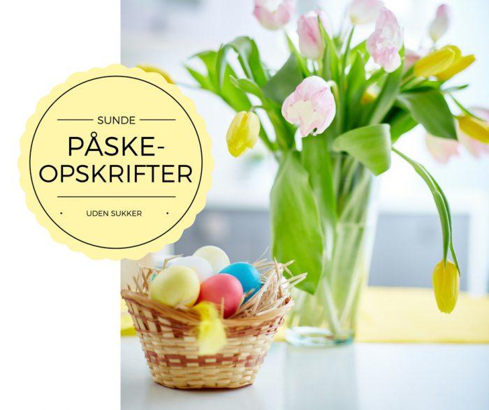 Sunde påskeopskrifter til påskefrokosten