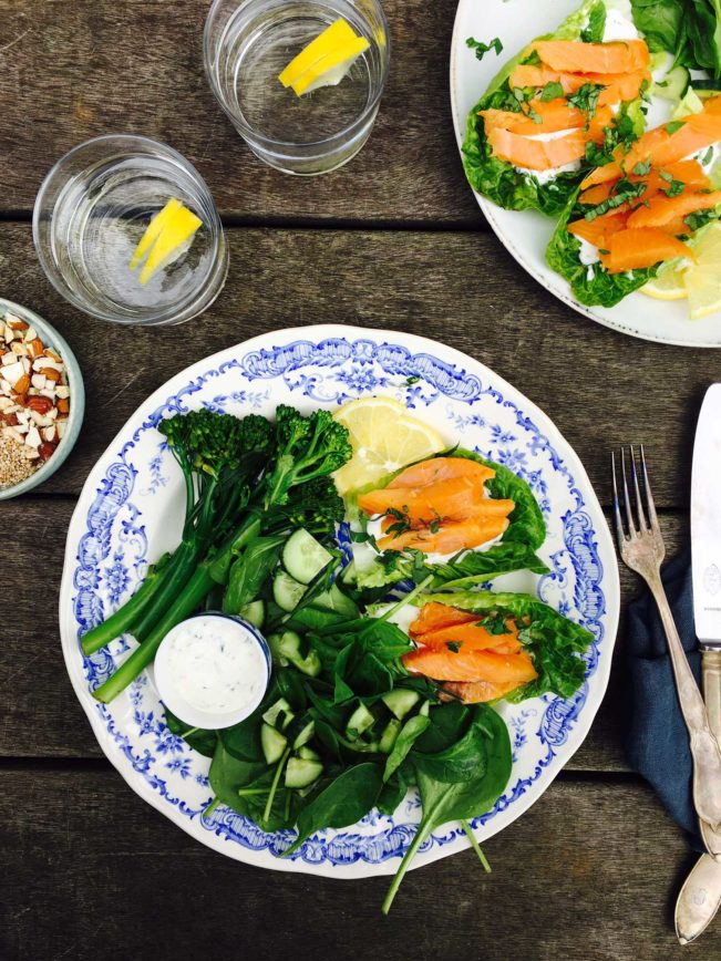 Nem og lækker low carb frokost - til inspiration --> Madbanditten.dk