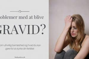 Har du problemer med at blive gravid? Læs hvordan du kan styrke din fertilitet her --> Madbanditten.dk