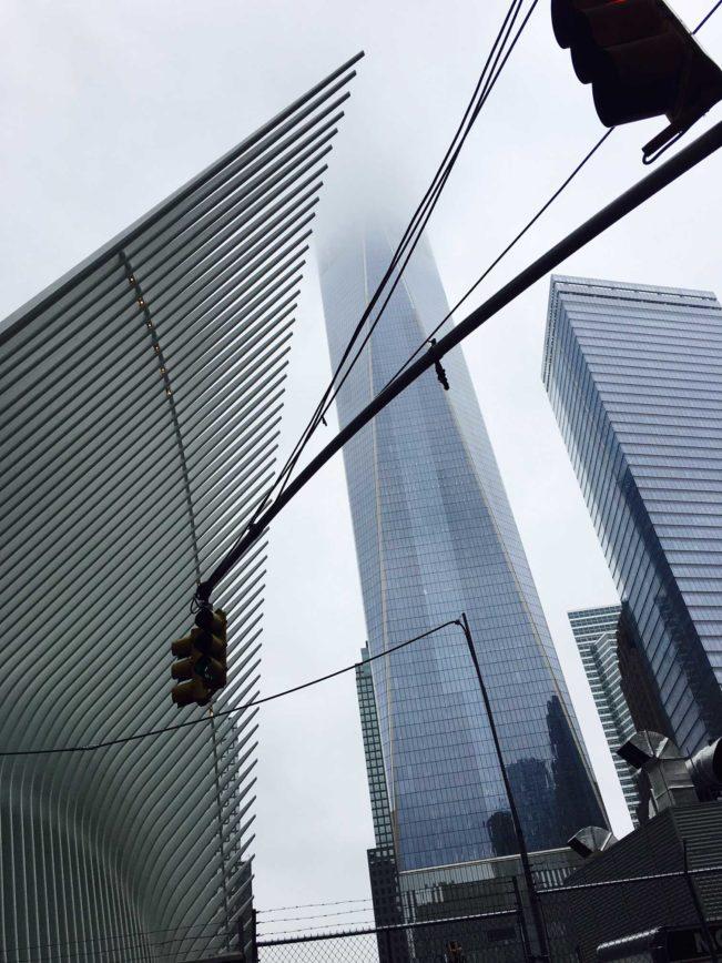Ground Zero - World Trade Center - New York