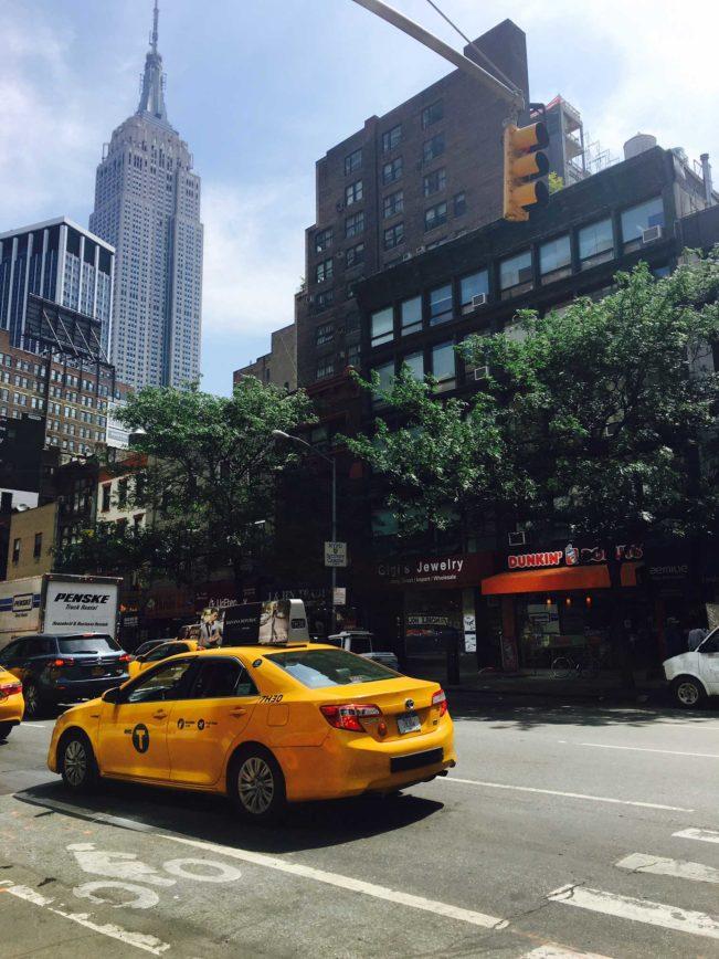 New York - forlænget weekend. Tur/retur på 5 dage.