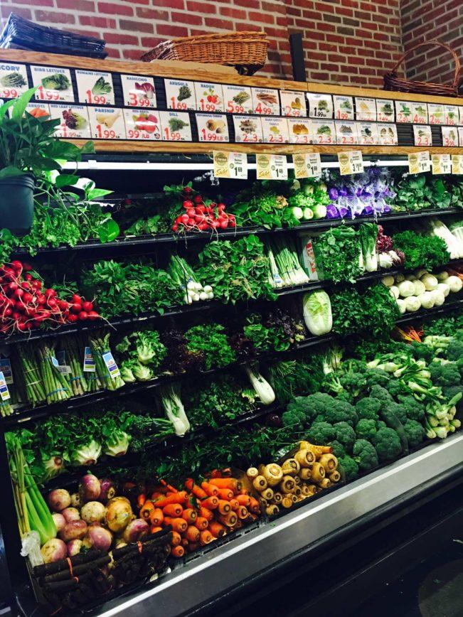 Brooklyn Harvest Market, New York