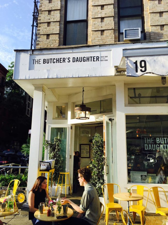 The Butcher's Daughter - New York