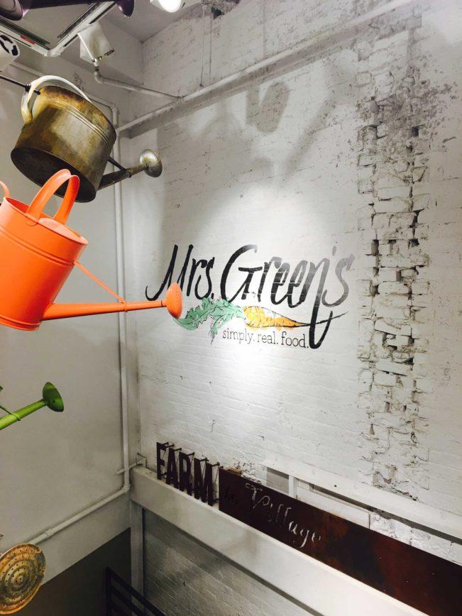 Mrs. Green's, New York