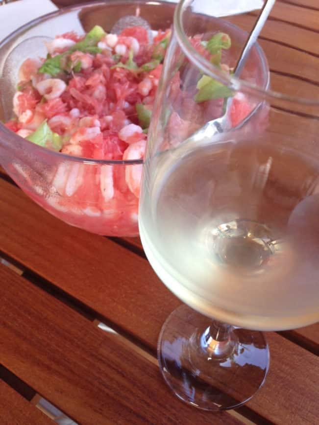 Frankrig mad og vin