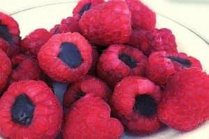 Hindbær fyldt med chokolade er en superenkel lille sød treat men imponeringsfaktoren er tårnhøj. Se vejledning her: Madbanditten.dk