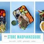 Den store madpakkeguide til dig, der spiser low carb, LCHF, glutenfrit eller paleo. Ny og opdateret version - Se alle de lækre og sunde forslag til madpakker her: Madbanditten.dk