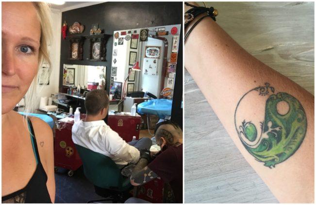 Janes tattoos
