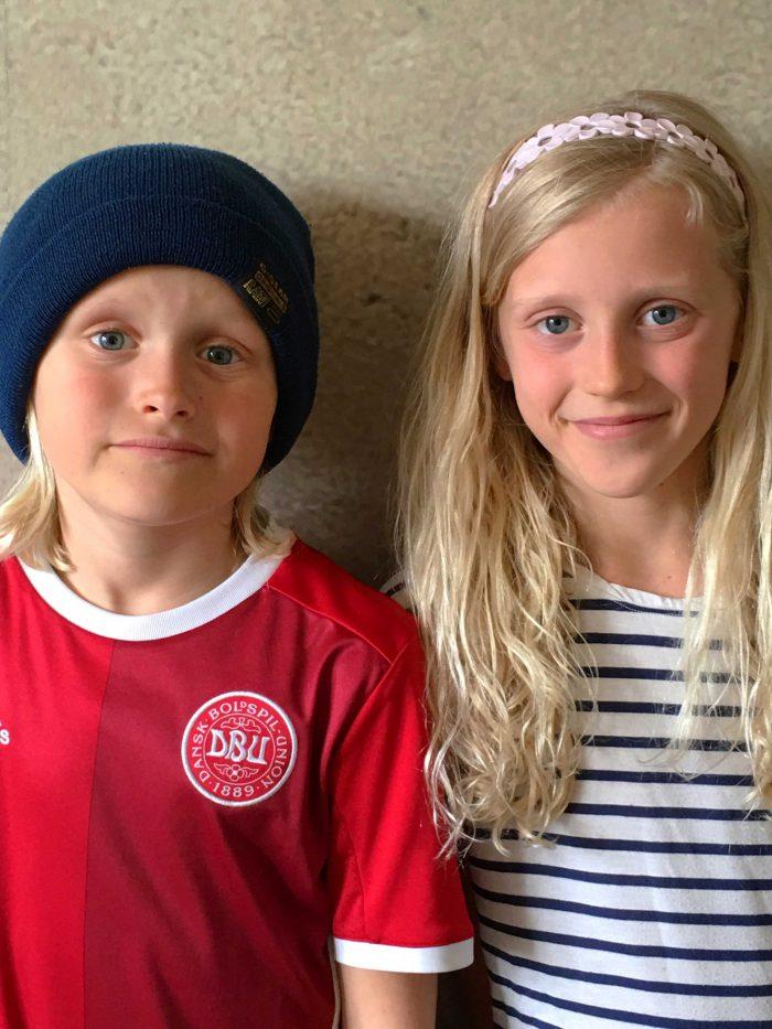 Tillykke med fødselsdagen - Silas og Vega 11 år