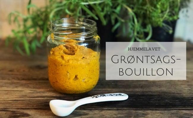 Hjemmelavet grøntsagsbouillon - sådan laver du nemt din egen sunde grøntsagsbouillon af helt naturlige ingredienser