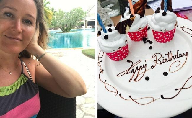 Janes 40 års fødselsdag