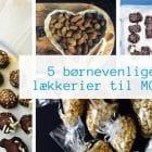 Sundt slik - 5 sunde lækkerier til MGP