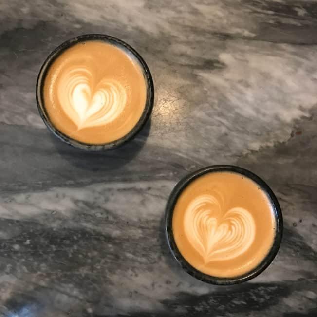 Turist i Aarhus: La Cabra Kaffe i Latinerkvarteret - byens bedste kaffe?