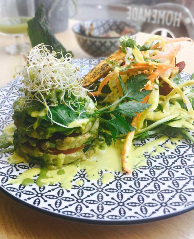 5 Lorette - raw og vegansk restaurant i Paris