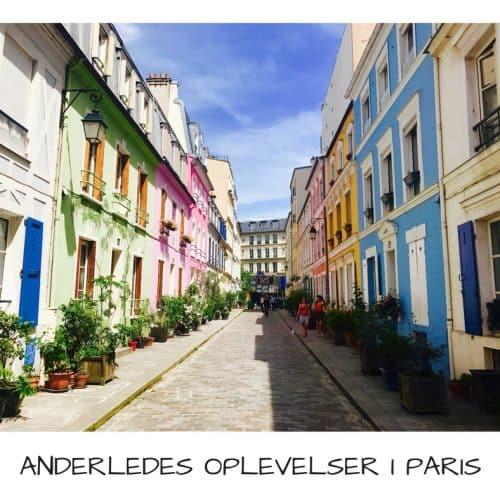 Guide til anderledes oplevelser i Paris. Hvad skal du se udover de store seværdigheder? Se alle de gode, gemte steder her: