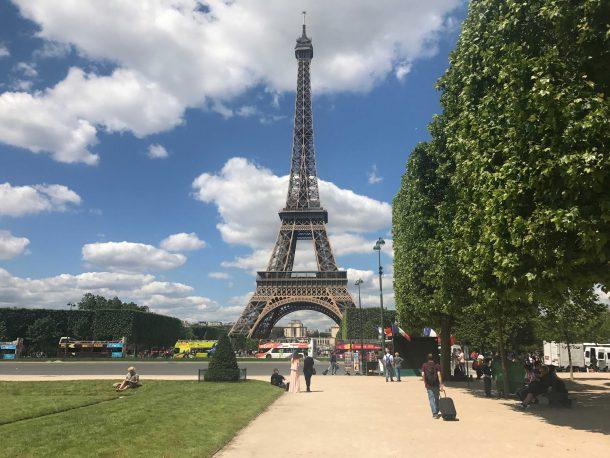 Paris, Eiifeltårnet