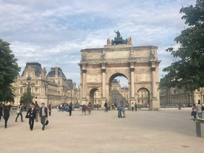 Paris, Caroussel