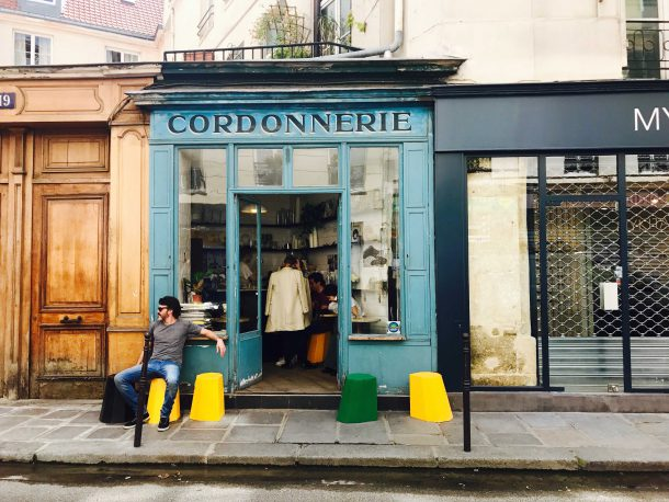 Bedste kaffebarer i Paris