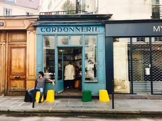 Boot Cafe, Marais