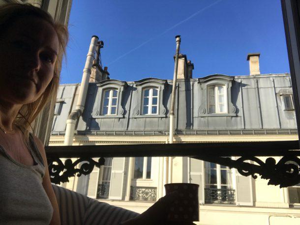 Paris blev helt anderledes, end jeg havde forventet...