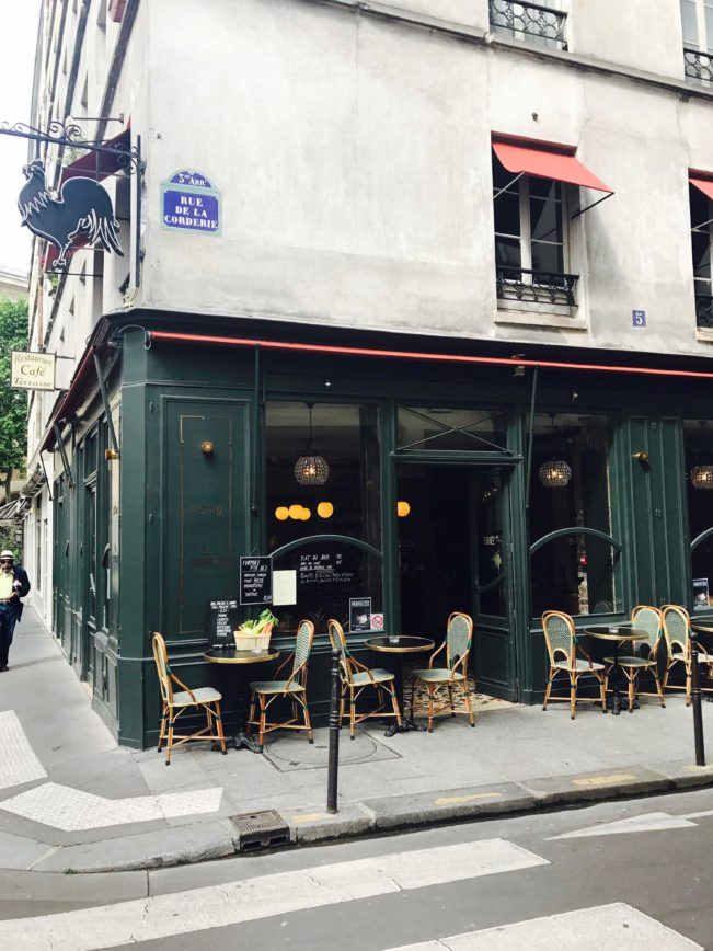 Nord Marais, Paris