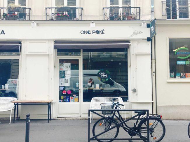 Ono Poké, Paris