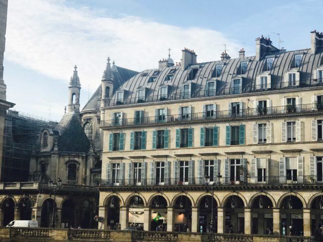 Paris, Rivoli