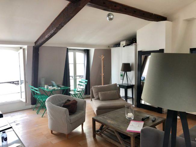 Lejlighed i Paris