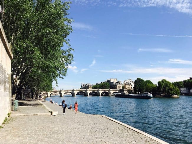 Parc Rives de Seine, Paris