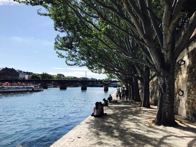 Seinen, Paris