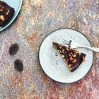 Snickerskage - bedste opskrift på glutenfri Snickerskage uden mel og sukker