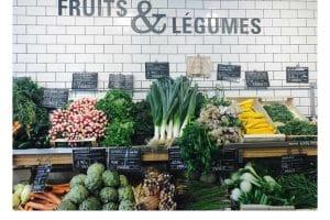 Sunde spisesteder i Paris - guide til hvor du kan spise sundt, grønt, vegansk, økologisk, glutenfrit, mælkefrit og sukkerfrit i Paris