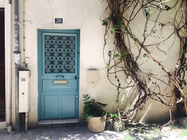 Rue des Thermopyles, Paris