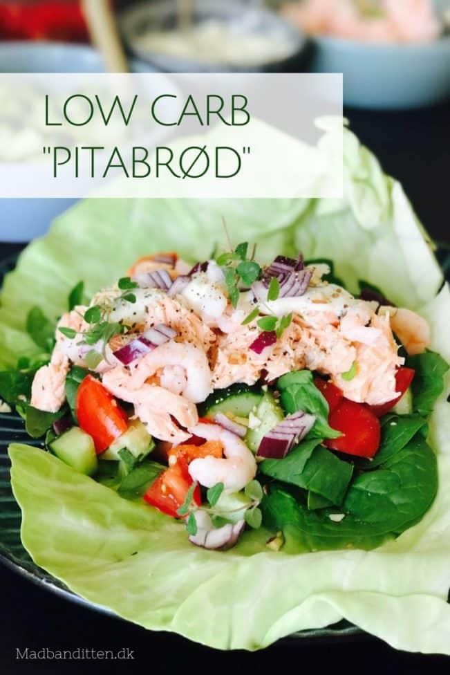 Low Carb pitabrød - opskrift og inspiration til at spise pitabrød uden kulhydrater
