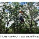 Flay'Forest - Parc Aventure - klatrepark i Sydfrankrig - super udflugt!