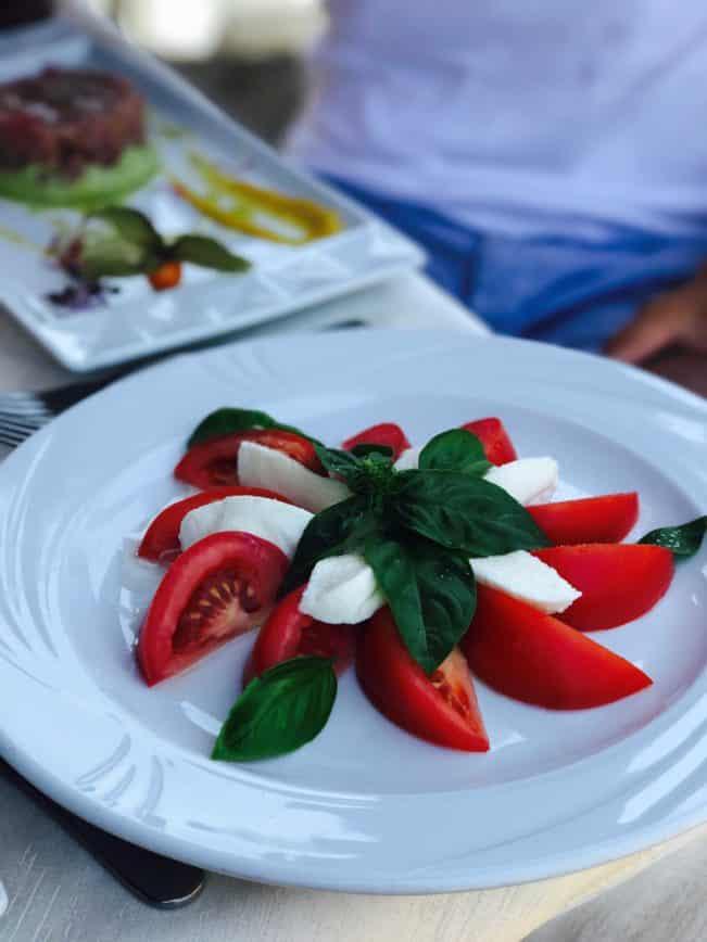 Dette spiste vi på Sardinien