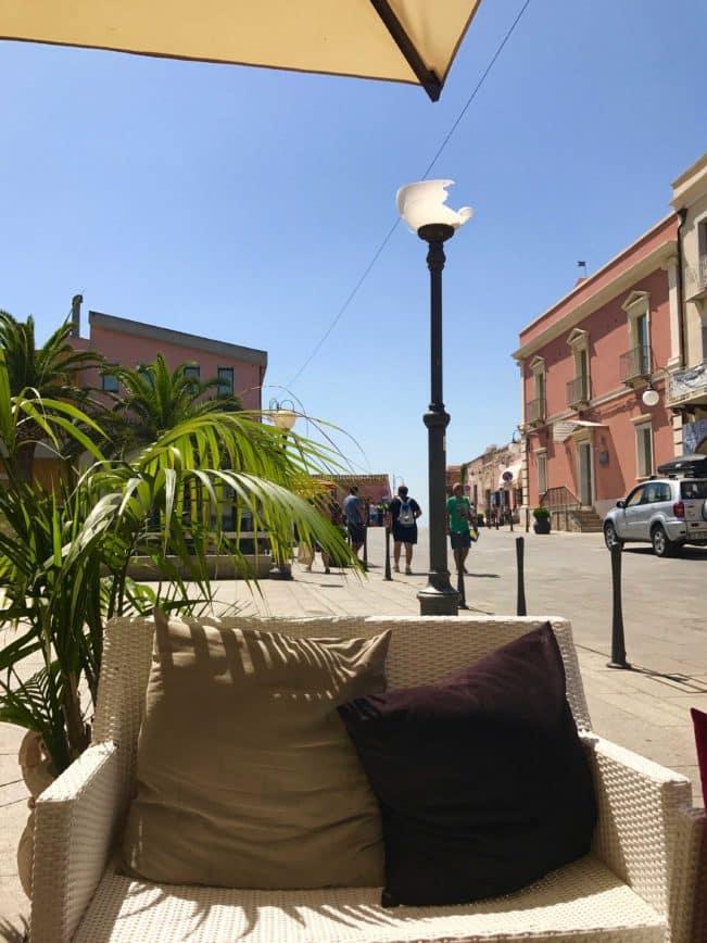 Villasimius, Sardinien
