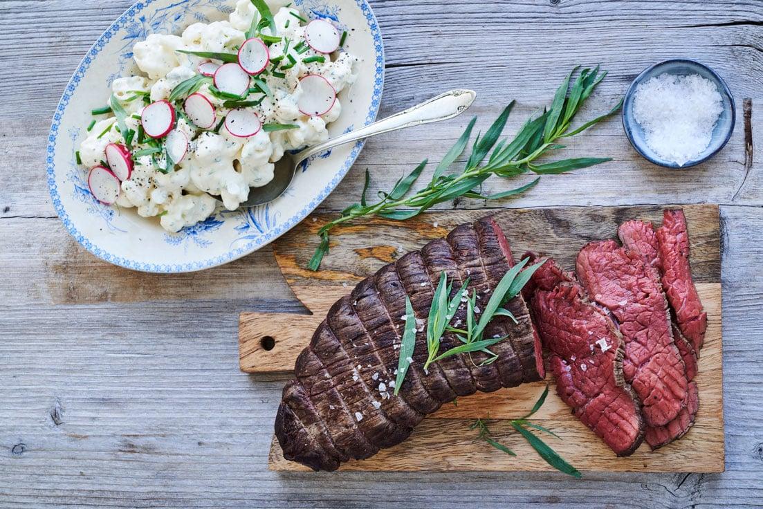 Bedste roastbeef opskrift - sådan får du den absolut bedste og møreste roastbeef