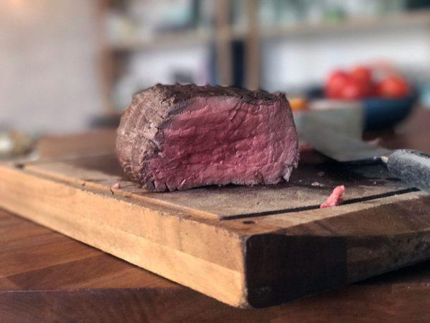 Den bedste roastbeef - få opskriften på den lækreste, møre, langtidsstegte roastbeef