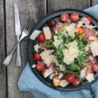Roastbeef carpaccio - nem opskrift på lækker italiensk frokost