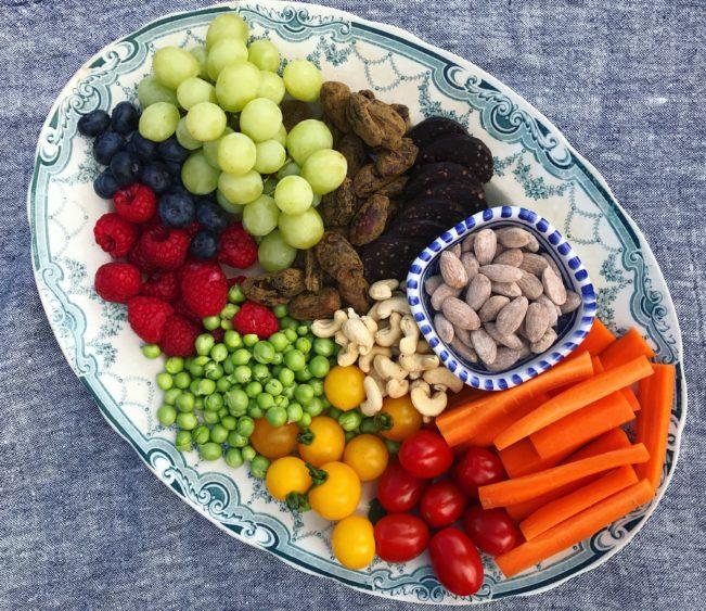 Snacks - snackfad - regnbuefad