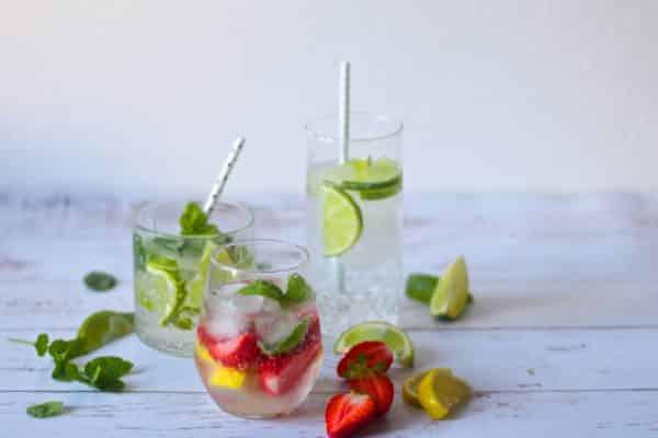 Sukkerfrie cocktails - og hvad er bedst og værst, når vi taler alkohol og LCHF