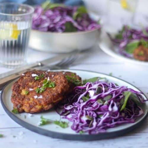 Vegetarbøffer - opskrift på lækre linsebøffer med bid, som selv kødspisere vil kunne lide