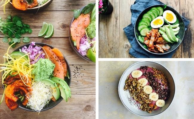 Bowls - 7 lækre bowls til alle dagens måltider
