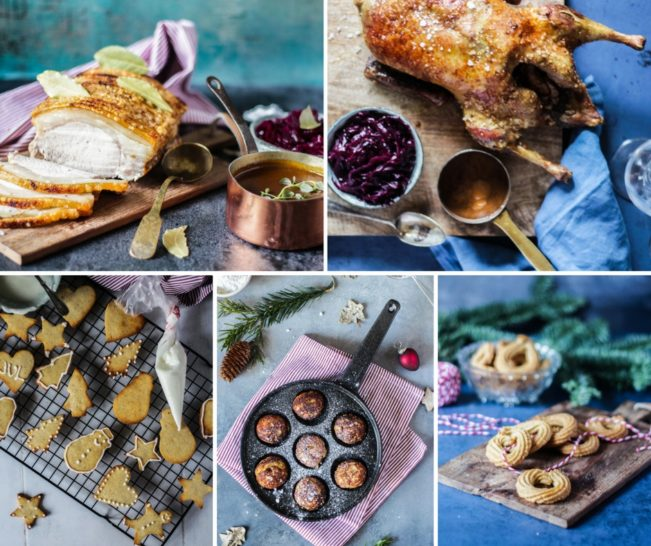 Janes Juleopskrifter - sunde og sukkerfrie opskrifter