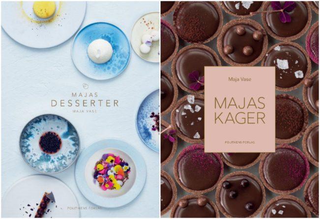MAJAS DESSERTER & MAJAS KAGER