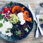 Chili Bowl - lækker LCHF restemad. Og en snak om at gøre det med mad helt simpelt.