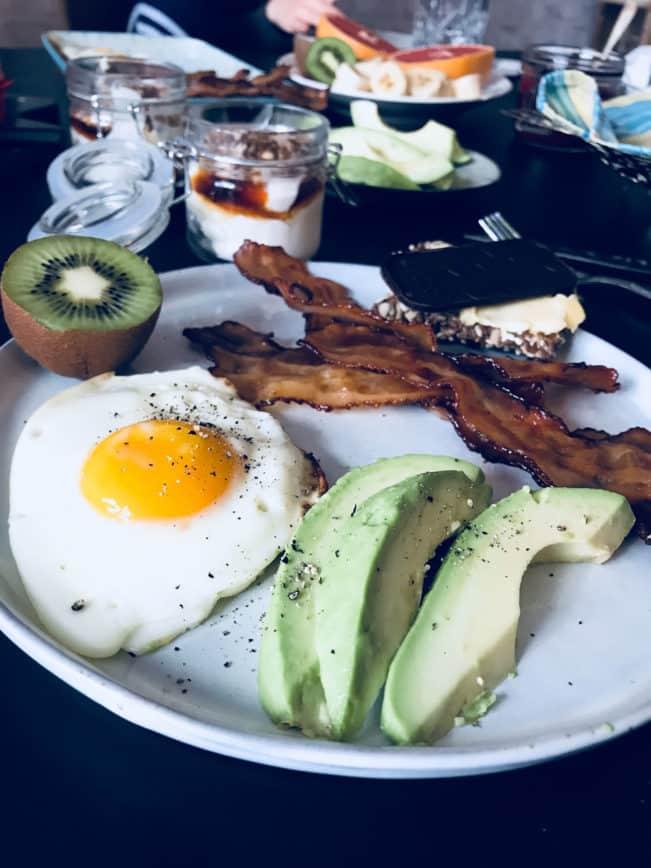 Morgenmad fødselsdag