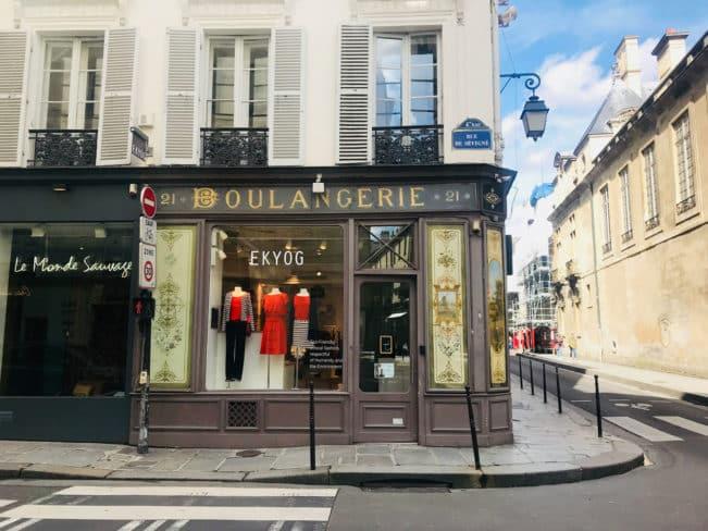 Paris - tanker på falderebet