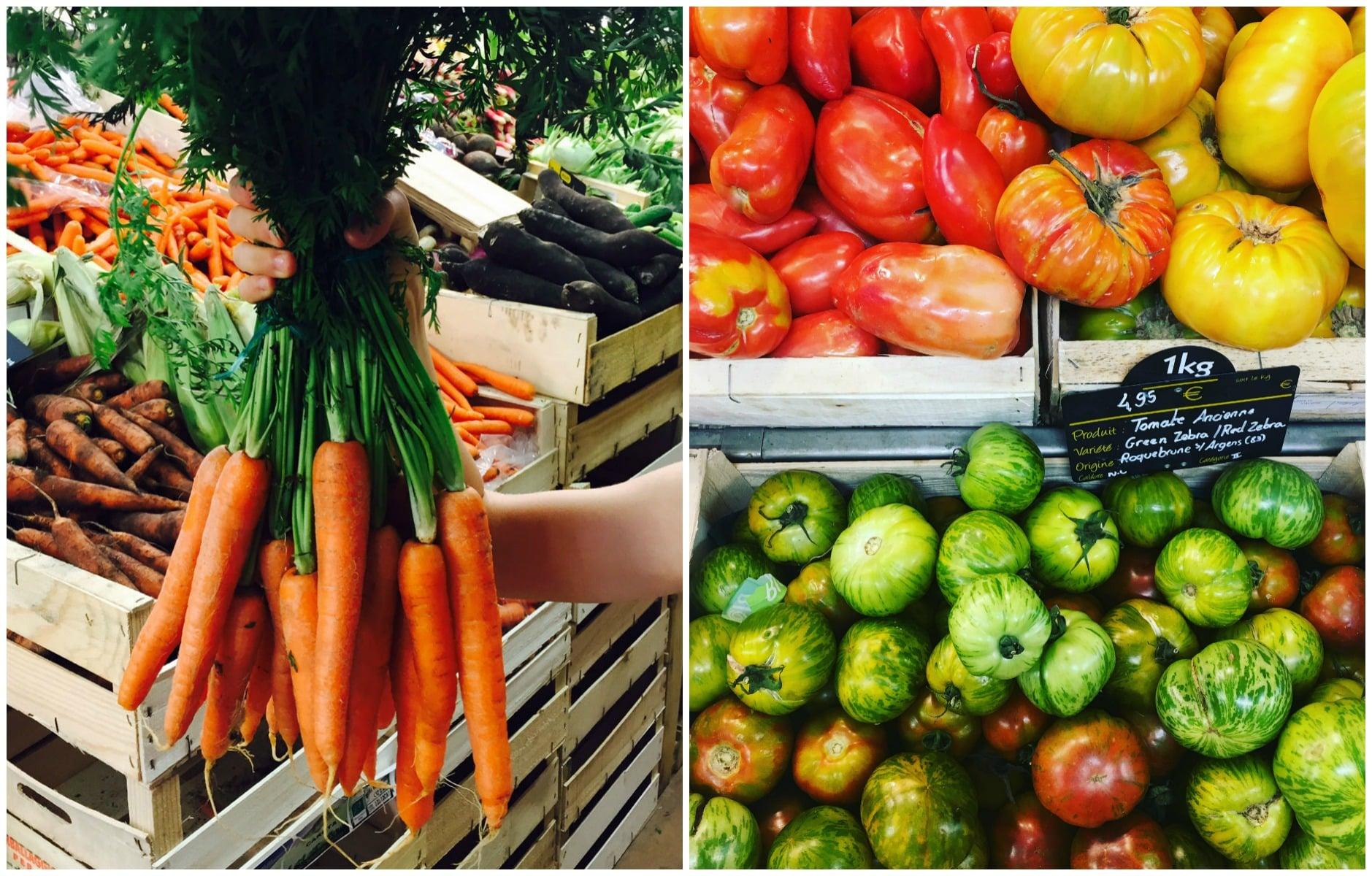 Madmarkeder Paris - besøg Paris' madmarkeder. Se hvilke, der er værd at gå efter her: